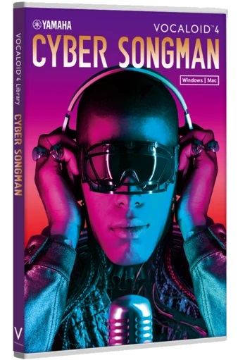 Cyber Songman For Vocaloid4FE