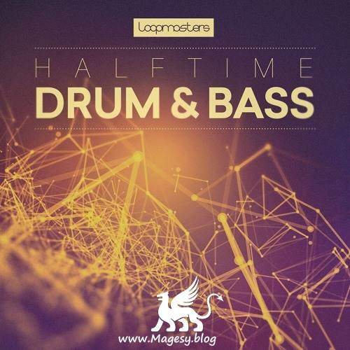 Halftime Drum and Bass MULTi WAV
