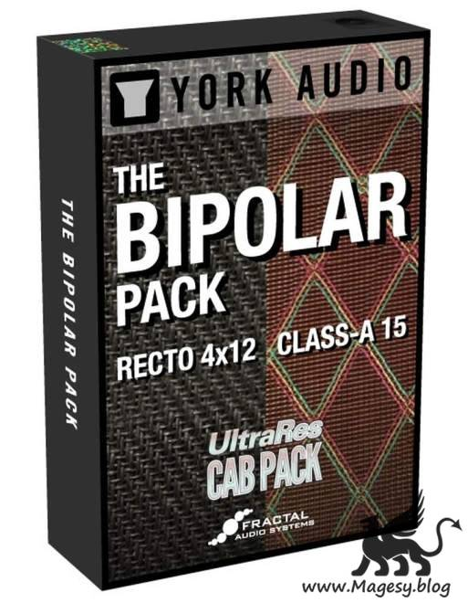 The Bipolar IR CAB PACK