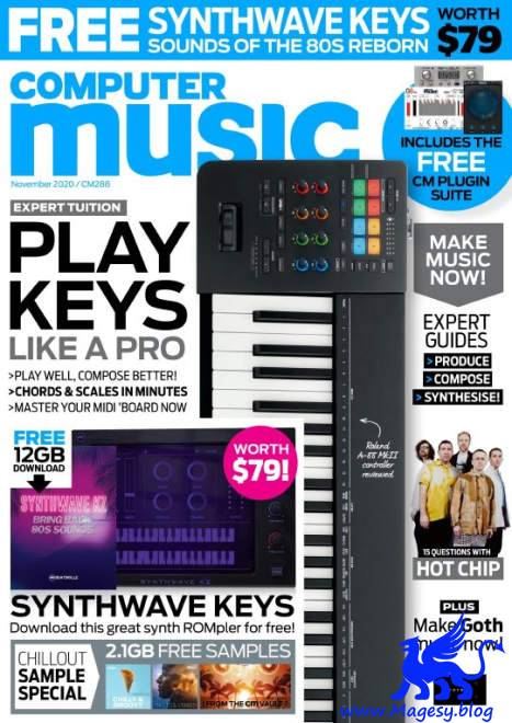 Computer Music Issue 288 DVD CONTENT