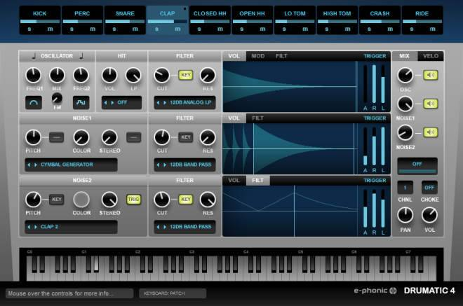 Drumatic 4 v1.0.3 VSTi MAC-R2R
